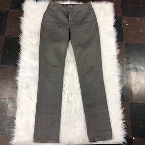 NYDJ Gray Lift Tummy Tuck Technology Jeans Size 4